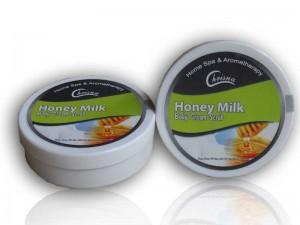 Body Cream Rasa Honey Milk