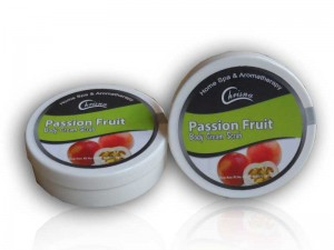 Body Cream Rasa Passion Fruit
