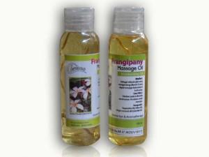 Massage oil Rasa Frangipany