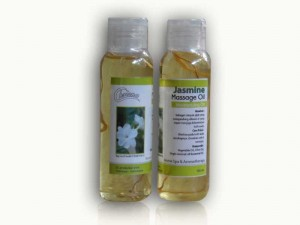 Massage oil Rasa Jasmine