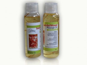 Massage oil Rasa Sandal Wood
