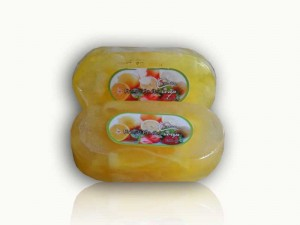 Natural Soap Rasa Fresh Fruit