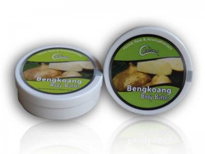 Body Butter Rasa Bengkoang