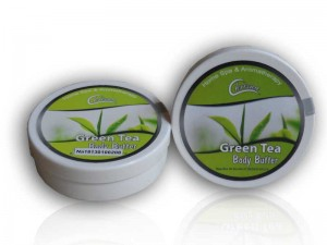 Body Butter Rasa Green Tea