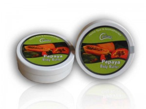 Body Butter Rasa Papaya