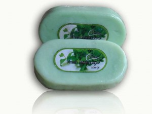 Natural Soap Rasa Fresh Mint